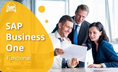SAP Business One Funcional