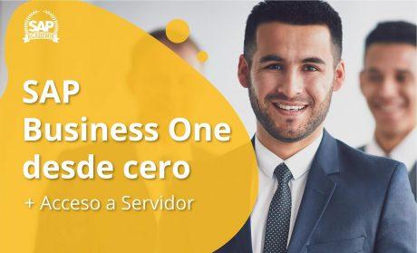 SAP Business One desde cero