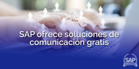 SAP OFRECE SOLUCIONES DE COMUNICACIÓN GRATIS