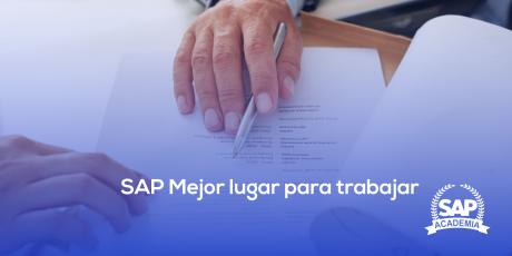 SAP UNO DE LOS MEJORES LUGARES PARA TRABAJAR EN LATINOAMÉRICA